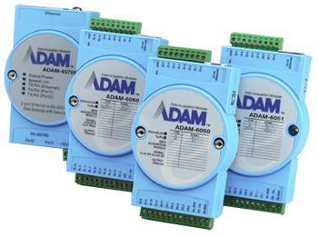 Remote-I/O-Module der ADAM-6000