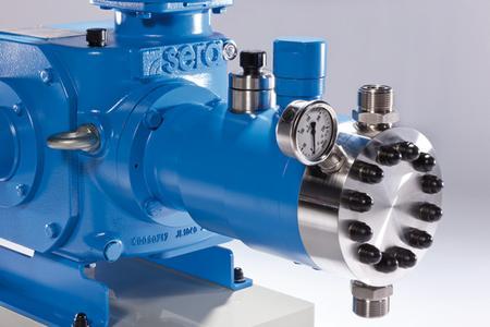 R511.1-220KM Detail standard pump head