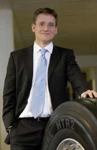 Christian Sass, Direktor Geschäftsfeld Runderneuerung Nutzfahrzeugreifen