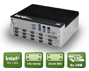TANK-620 Embedded PC RGB