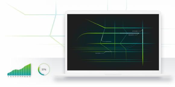 Digitale Materialfluss-Steuerung