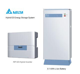 Delta Hybrid E5 Energy Storage System