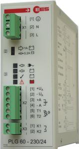 PLG60 - Kompakte USV für ungesicherte Netze