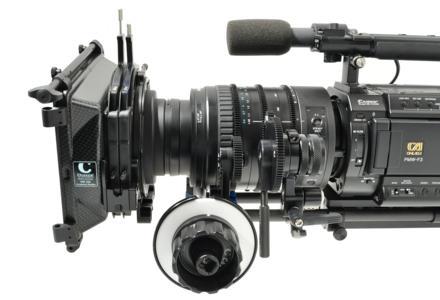 Sony PMW F3 komplett ausgerüstet mit Zubehör von Chrosziel (411 80, 203 01, 201 22 und EU15 82)