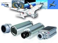Benchmark-setting Flight Eye camera series for all aviation applications