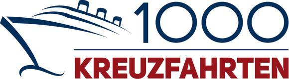 Logo 1000Kreuzfahrten
