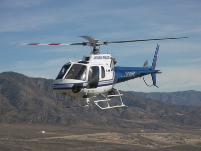 Ontario Police Department Orders Third AS350 B2