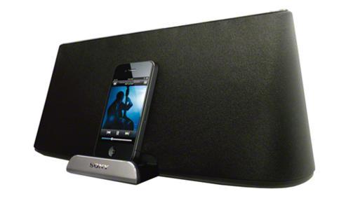 Die neuen Docking-Stationen der X-Serie für iPod/iPhone/iPad von Sony sorgen für akustische Präzision und stilvolle Eleganz