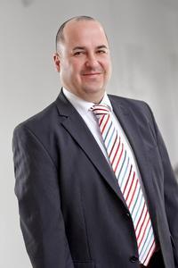 Maik Büdenbender verantwortet die Sparte Business Sales DACH