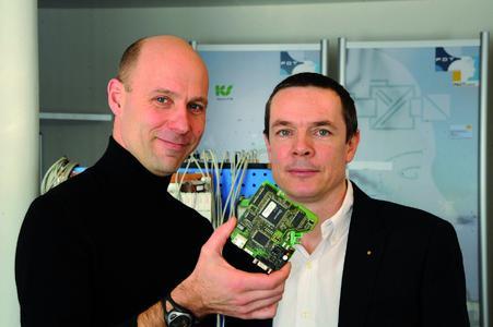 Stefan Trebing und Steffen Himsted