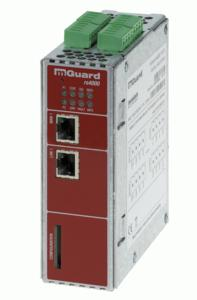 The rail mount security appliances mGuard rs2000 TX/TX and mGuard rs4000 TX/TX from the new mGuard Field & Factory Lines by Innominate