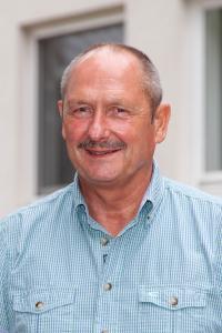 Peter Müller ist mit der digitalen Umstellung der Radladerwaagen sehr zufrieden.