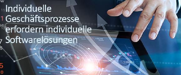 Individualsoftware von evodion IT - Ihr Vorsprung nach Maß!