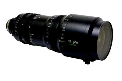 FUJIFILM's innovative 4K Fujinon ZK-Series (Cabrio) Zoom Lenses make the Grade eight (8) Days a week