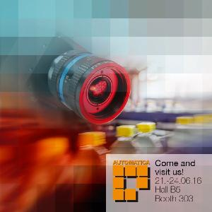 Eyes on the Future: FRAMOS will be showcasing its innovative automation technologies at AUTOMATICA