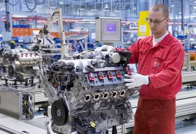 Over 1,000,000 engines produced in the first six months of the year for the first time