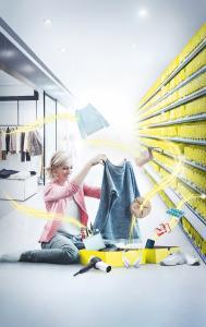 Mit Lösungen wie der Fulfillment Factory werden Aufträge mit der richtigen Menge und in der richtigen Reihenfolge abgearbeitet – kostengünstig und effizient