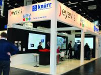 PMRExpo in Cologne: Professional display solutions for control centres, embedded in an overall concept