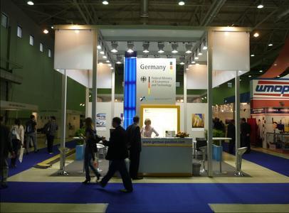 Auf den Auslandsmessen 2012 zur Füge-, Trenn- und Beschichtungsbranche mit DVS-Beteiligung wird es deutsche Gemeinschaftsstände geben