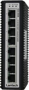 Lantech announces 8-port Gigabit Switch