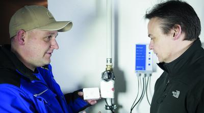 Leitungswasserschäden von Anfang an vermeiden - PresseBox (Pressemitteilung)