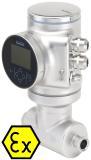 Den bewährten Durchflussmesser FLOWave gibt es nun in ATEX-Ausführung (Quelle: Bürkert Fluid Control Systems)