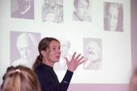 11. Praxismesse der Sozialen Arbeit für Bremen und Bremerhaven – Austausch und Vernetzung zwischen Studium und Praxis der Sozialen Arbeit, Foto: Hochschule Bremen
