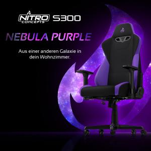 Nitro Concepts S300 NEBULA PURPLE
