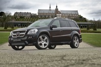 Luxus-SUV Carlsson CGL45 auf Basis Mercedes-Benz GL Grand Edition