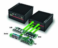 Modular Embedded PC with XEON power and PCIe Dual GPU Slot