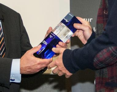 Der begehrteste Preis der Branche - der Telematik Award. Bild: Archiv/ Telematik-Markt.de
