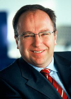 Michael Eberhardt, Geschäftsführer, General Manager und Vice President  Enterprise Services, HP Deutschland