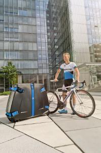 Leichterer Fahrradtransport beim Reisen