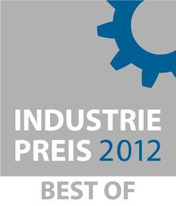 Regalbediengerät CHEETAH® von GEBHARDT Fördertechnik ausgezeichnet als Best-of des INDUSTRIEPREIS 2012