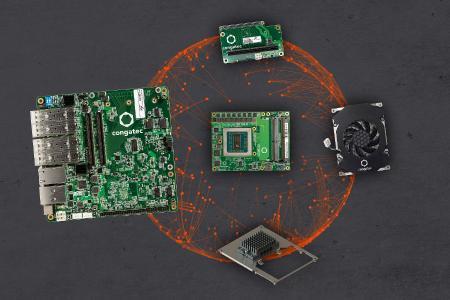 congatec AMD Ecosystem CIIF