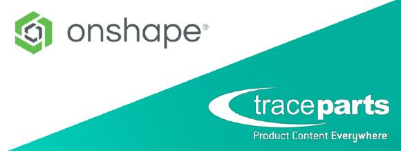 Onshape and TraceParts