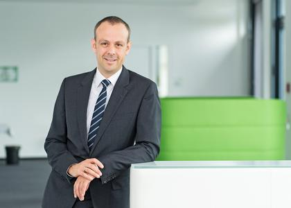 André Kiehne, Director Cloud Business bei Dimension Data Germany