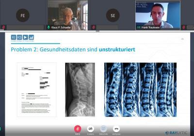Mit Hilfe künstlicher Intelligenz sollen medizinische Daten austauschbar und damit für Forschung, Diagnose und Behandlung nutzbar gemacht werden. (Foto: BioRegio STERN)