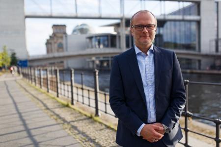 Niels Andersen, Rechtsanwalt