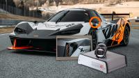 Innovative camera technology from Kappa optronics for KTM X-BOW super sports cars