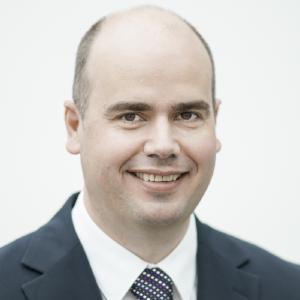Dipl.-Ing. Dr. techn. Roland Markus Hinterhölzl, FH OÖ, Leiter des Studiengangs Leichtbau und Composite-Werkstoffe der Fakultät für Technik und Angewandte Naturwissenschaften in Wels