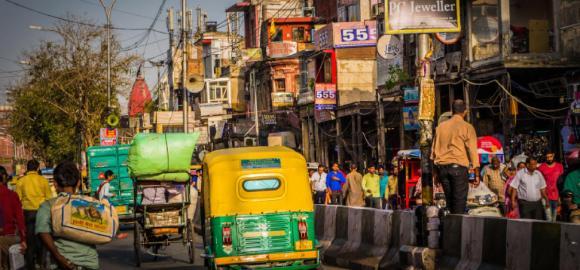 Die indische Wirtschaft steht vor starkem Wachstum