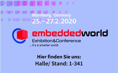 BRESSNER stellt auf der embedded world 2020 Hardware zu Trendthemen wie High Performance Computing, mobile Outdoor-Computer und Wireless IoT vor