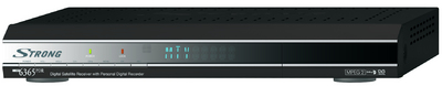 IFA Neuheit 2007 (Halle 1.1, Stand Nr. 131) / STRONG SRT 6365 PDR digitaler High End Satelliten-Receiver