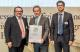 """100 Companies for Resource Efficiency"" - Mosca GmbH awarded for sustainable pallet strapping machine"