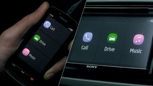 XAV 601BT von Sony Lifestyle