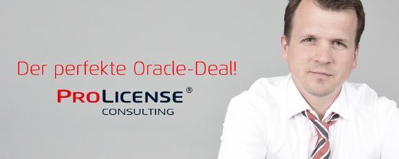 Oracle Lizenzen kaufen - Der perfekte Oracle-Deal!
