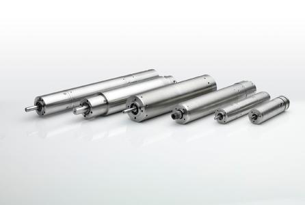 High-temperature motors and actuators for ambient temperatures up to 300°C and pressures up to 2100 bar