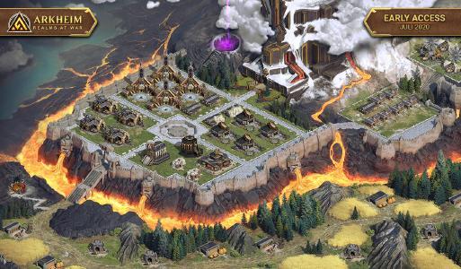 Early Access für 'Arkheim - Realms at War' jetzt auf Deutsch verfügbar