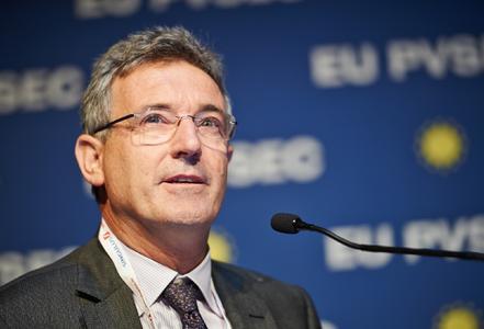 EU PVSEC 2014 Nigel Taylor